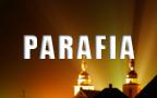 baner prowadzący do strony internetowej Parafii w Stawiskach